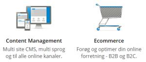 e-handel med DynamicWeb